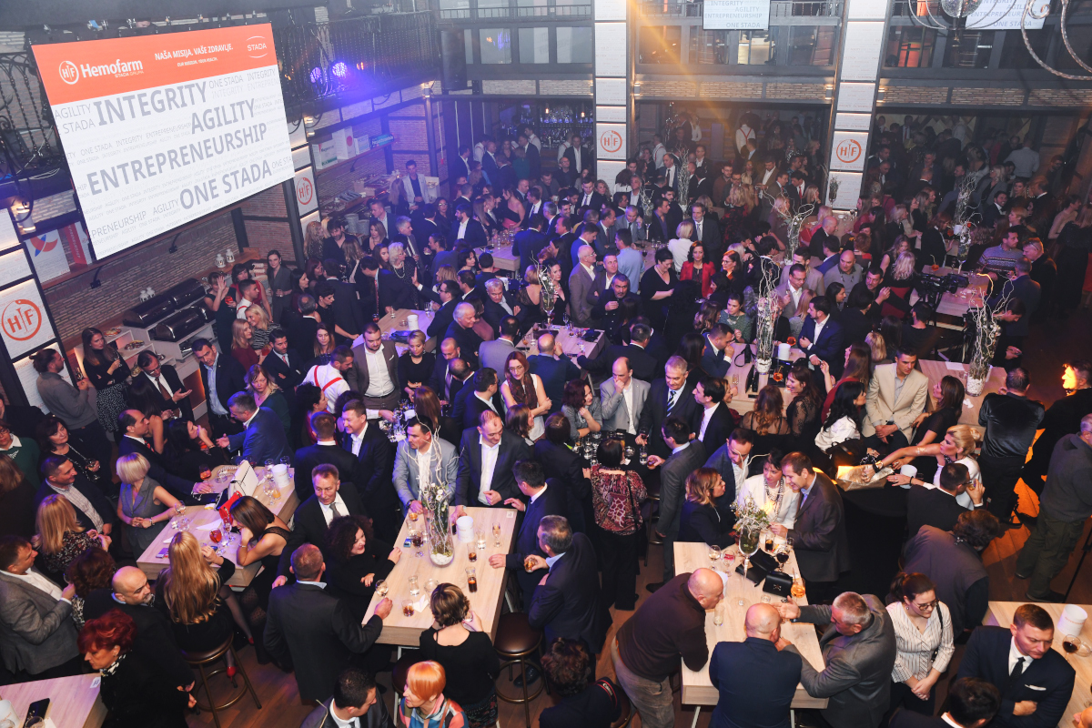 Hemofarm sets a triple record in 2019