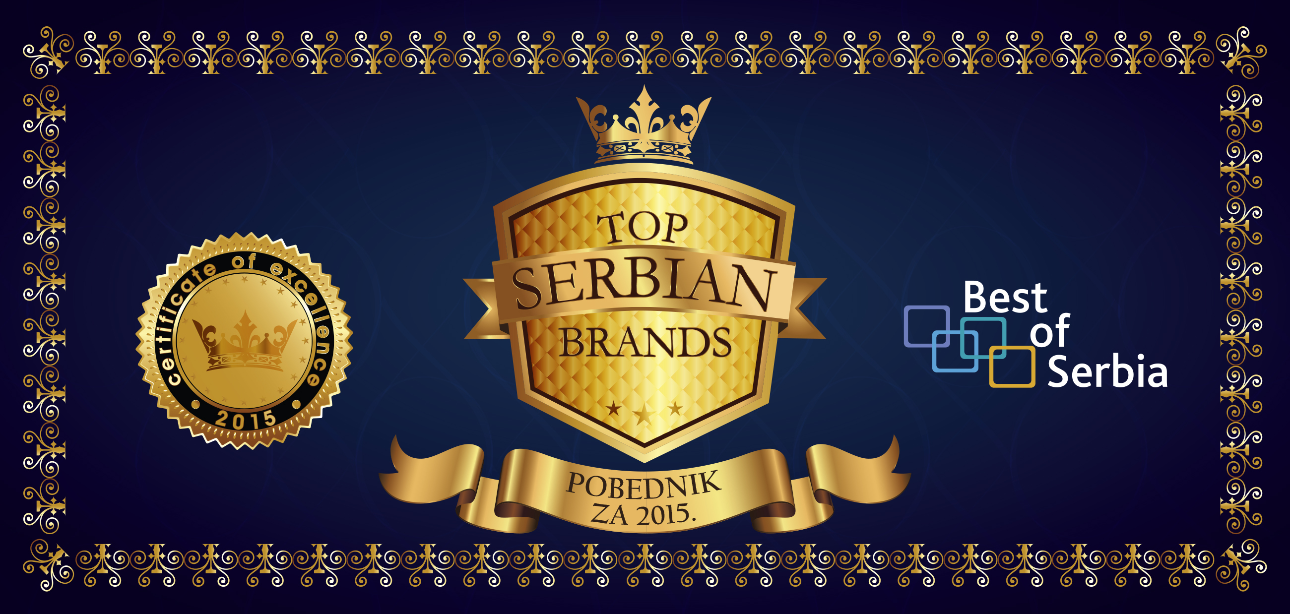 Top Serbian Brands Award Goes to Hemofarm