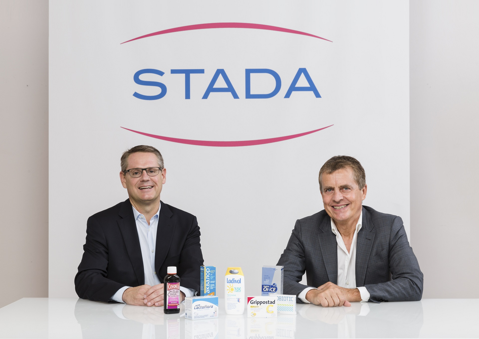 Peter Goldschmidt to succeed Claudio Albrecht as STADA's CEO