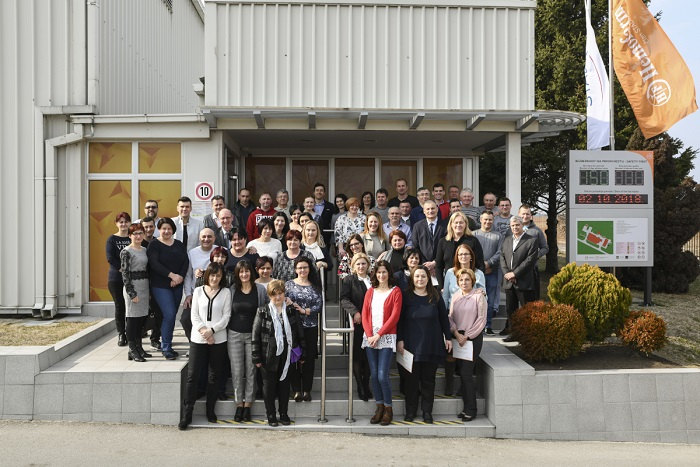We Celebrated the 25th Anniversary of the Antibiotics Plant in Dubovac