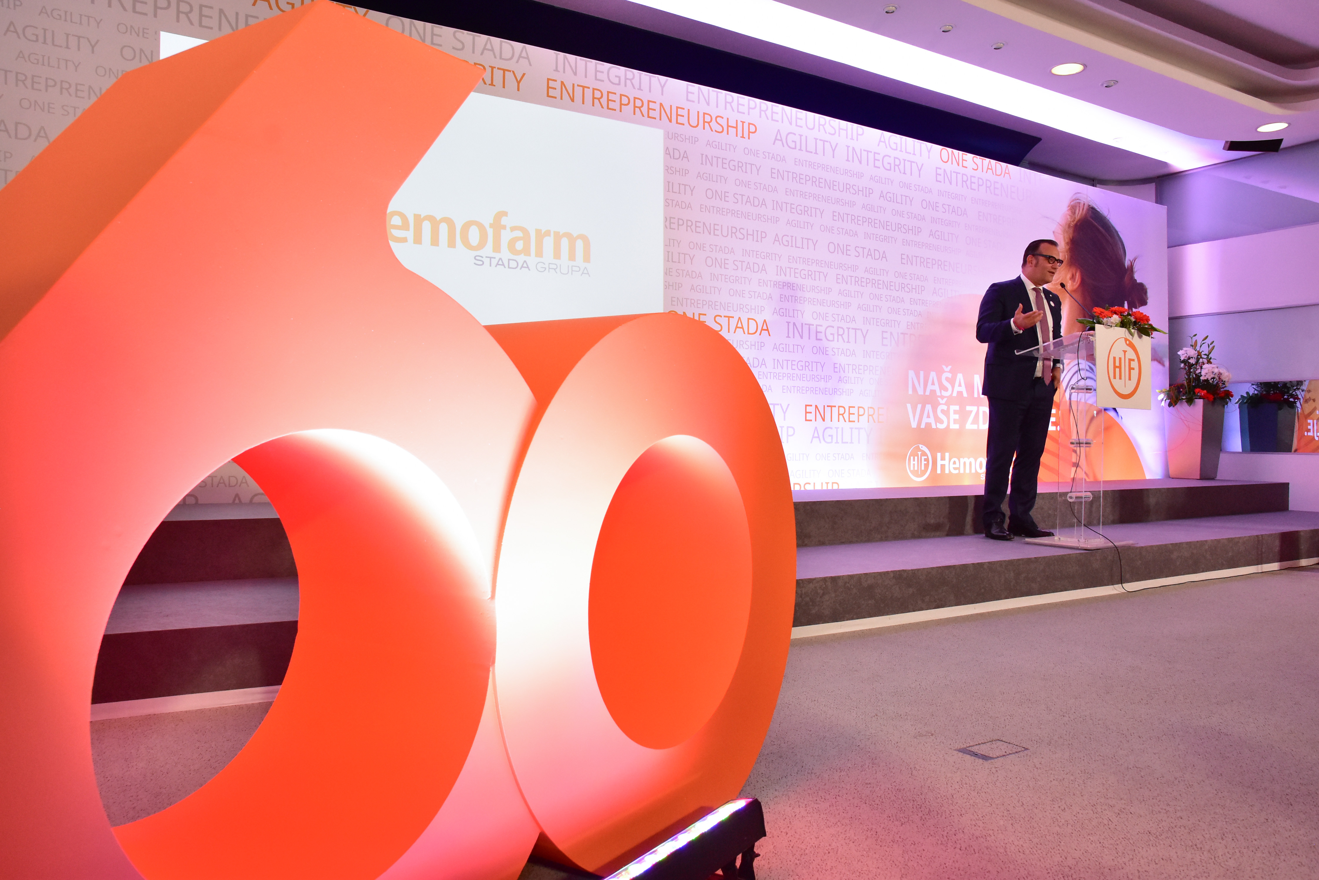 Hemofarm Marks 59 Years of Successful Operation