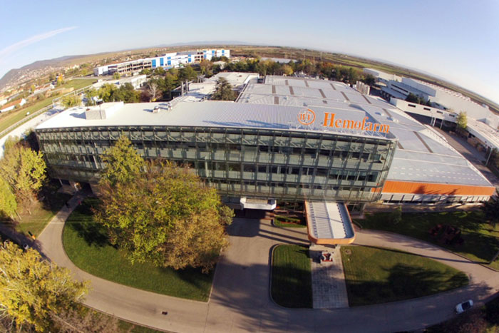Hemofarm Eighth Largest Exporter from Serbia