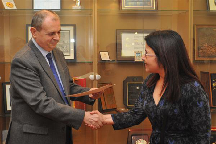 Customs Administration's Recognition Awarded to Hemofarm